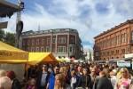 mikeldienas gadatirgus 150x100 - Street markets including Riga Central Market & food in Riga, Latvia