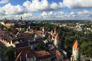 old town tallinn 300x200 - Exploring the views of the Old Town Tallinn, Estonia
