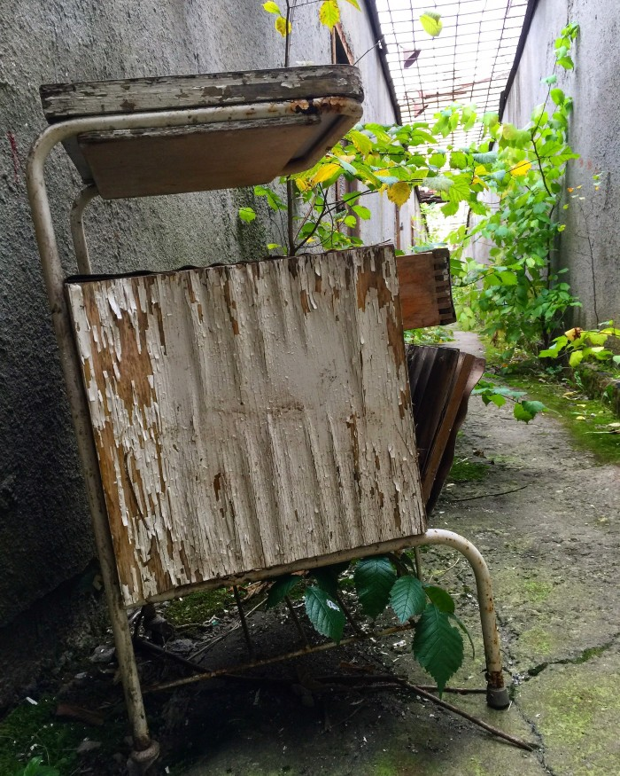 patarei prison abandoned 700x875 - A visit to Patarei Prison in Tallinn, Estonia