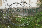 patarei prison barbed wire 150x100 - A visit to Patarei Prison in Tallinn, Estonia