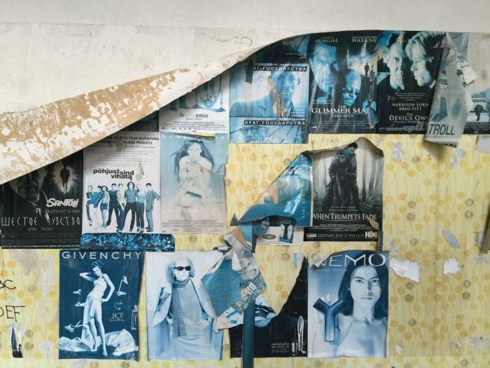 patarei prison posters 700x525 - A visit to Patarei Prison in Tallinn, Estonia