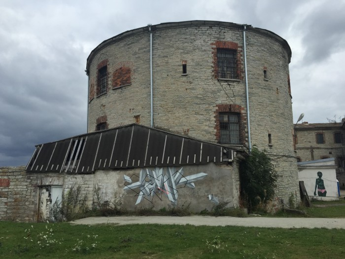 patarei prison tower 700x525 - A visit to Patarei Prison in Tallinn, Estonia