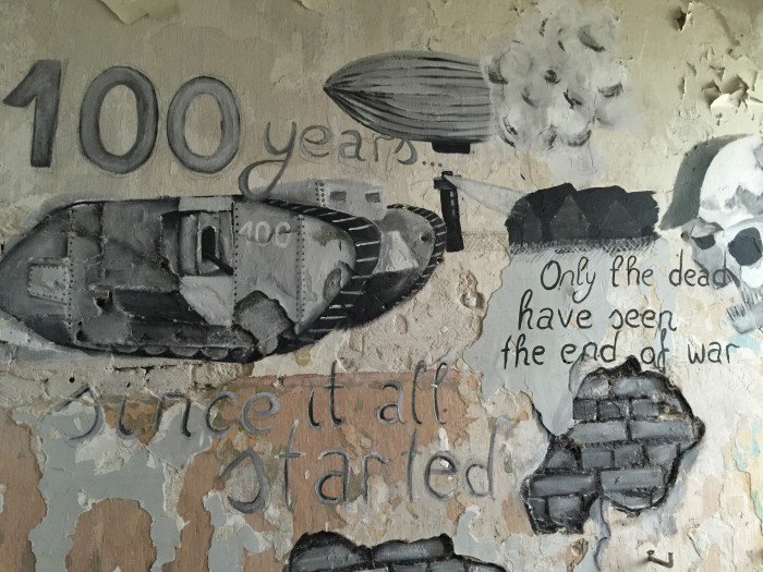 patarei prison war 700x525 - A visit to Patarei Prison in Tallinn, Estonia