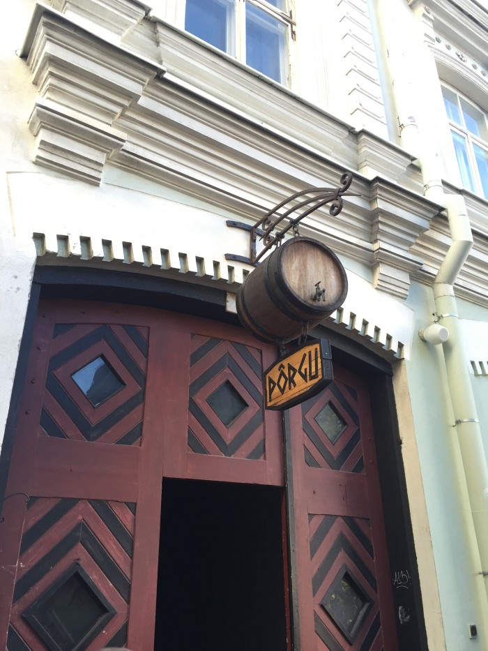 porgu tallinn 700x933 - The best craft beer in Tallinn, Estonia