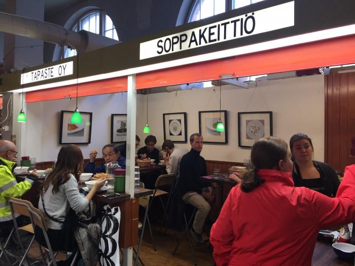 soppakeittio tapaste oy 700x525 - Exploring the food markets & city centre of Helsinki, Finland