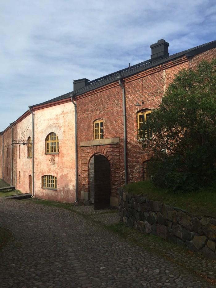 Suomenlinna-cobblestones