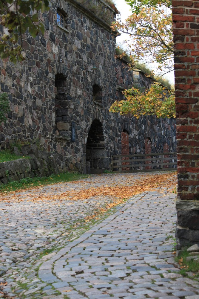 suomenlinna fortress 667x1000 - Exploring the Suomenlinna Sea Fortress in Helsinki, Finland