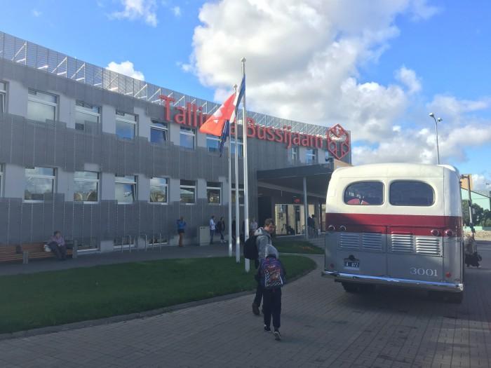 tallinn bus station 700x525 - Lux Express Riga, Latvia to Tallinn, Estonia review