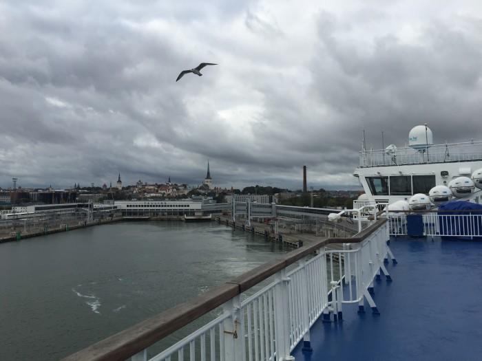 tallinn ferry 700x525 - Eckero Finlandia ferry Tallinn, Estonia to Helsinki, Finland review