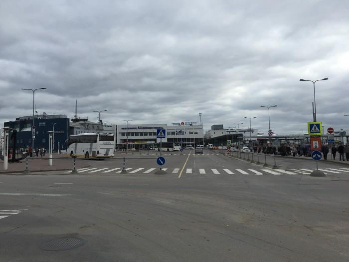 tallinn ferry terminal 700x525 - Eckero Finlandia ferry Tallinn, Estonia to Helsinki, Finland review