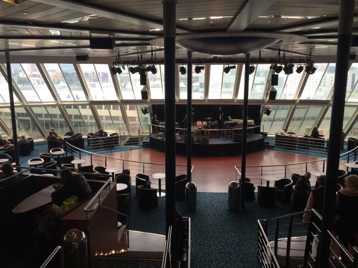 tallinn helsinki ferry lounge 700x525 - Eckero Finlandia ferry Tallinn, Estonia to Helsinki, Finland review