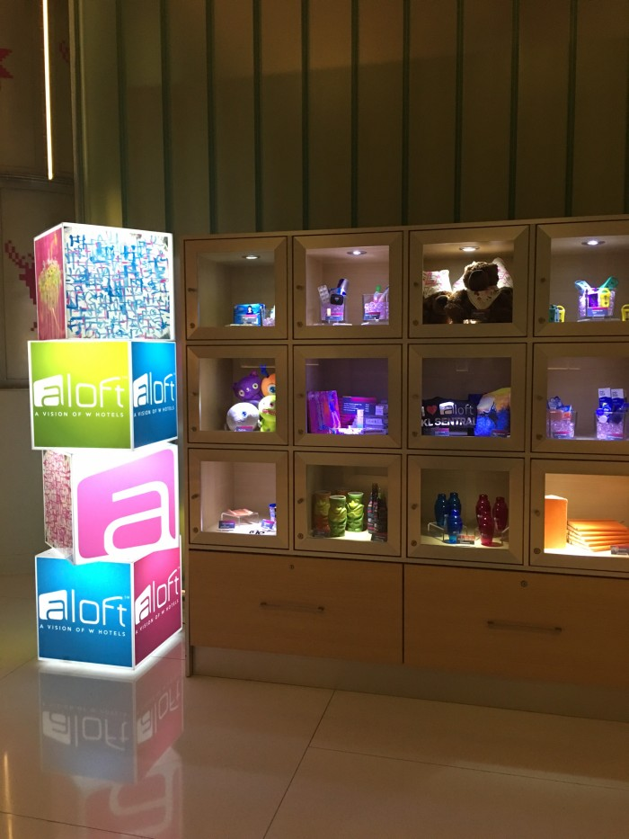aloft kl sentral lobby 700x933 - Aloft Kuala Lumpur Sentral review