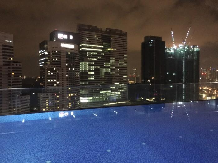 aloft kuala lumpur pool 700x525 - Aloft Kuala Lumpur Sentral review