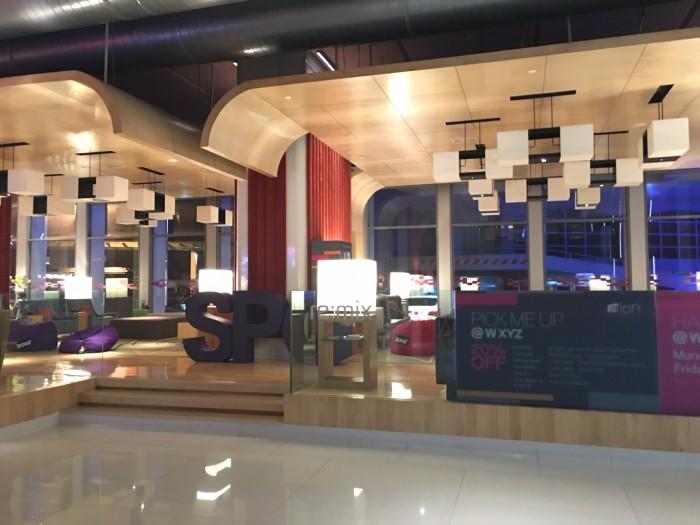 aloft kuala lumpur sentral lobby 700x525 - Aloft Kuala Lumpur Sentral review