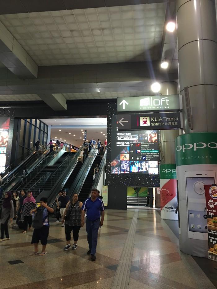 aloft kuala lumpur sentral train station 700x933 - Aloft Kuala Lumpur Sentral review