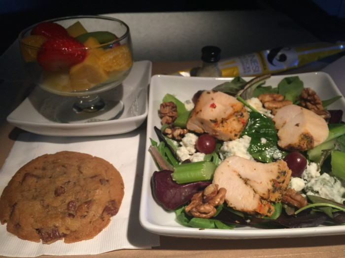 American-Airlines-First-Class-2nd-meal