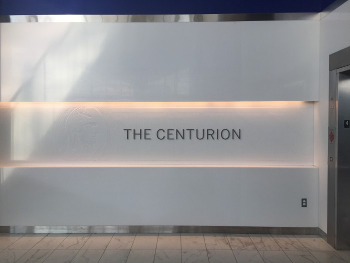 amex centurion lounge 700x525 - American Express Centurion Lounge Dallas-Fort Worth DFW review