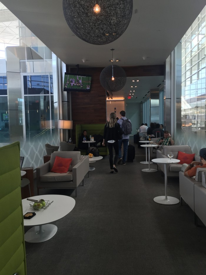 amex centurion lounge dallas fort worth 700x933 - American Express Centurion Lounge Dallas-Fort Worth DFW review