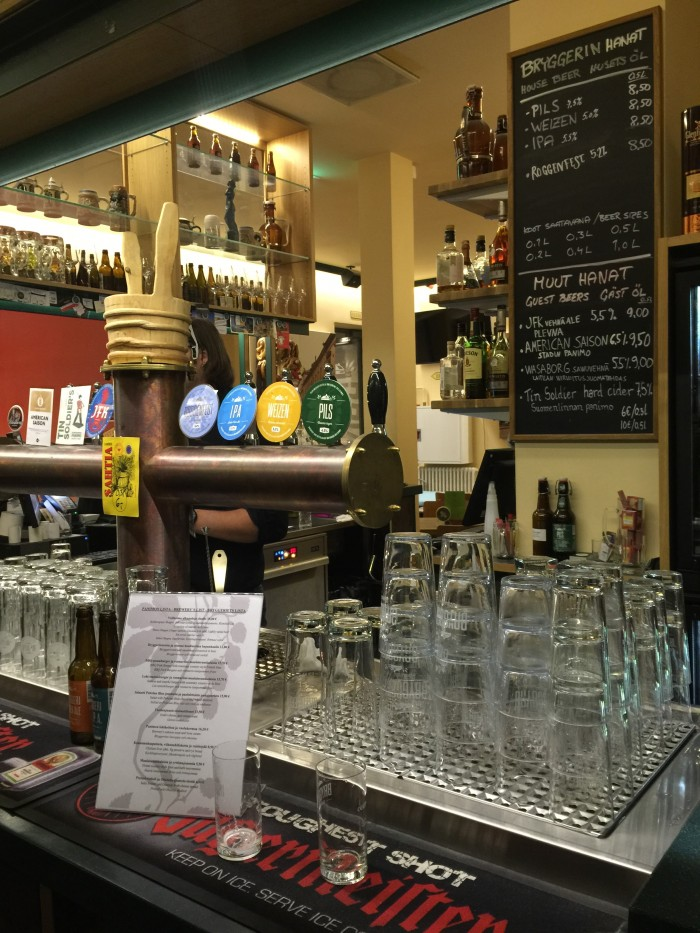 bryggeri helsinki 700x933 - The best craft beer in Helsinki, Finland