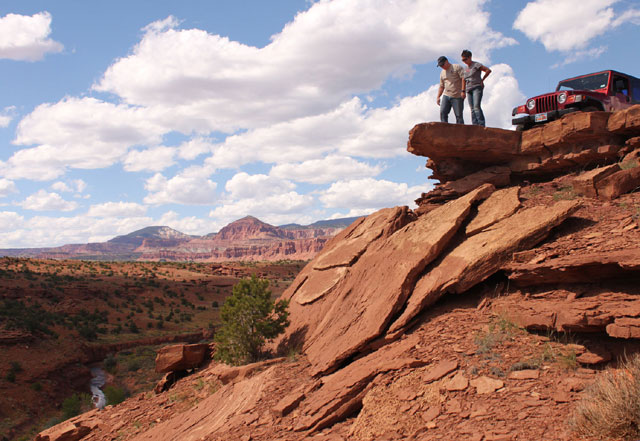 capitol reef jeep tours - Outdoor adventures in Capitol Reef Country