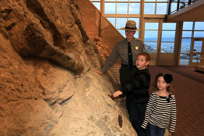 dinosaur national monument 700x466 - Visit Dinosaurland for millions of years of adventures