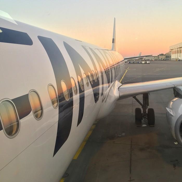 finnair airbus a321 700x700 - Finnair Business Class Airbus A321 Helsinki HEL to London Heathrow LHR review