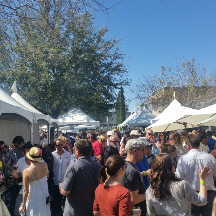 food and wine festival 700x700 - Top 10 tips for going to a food & wine festival