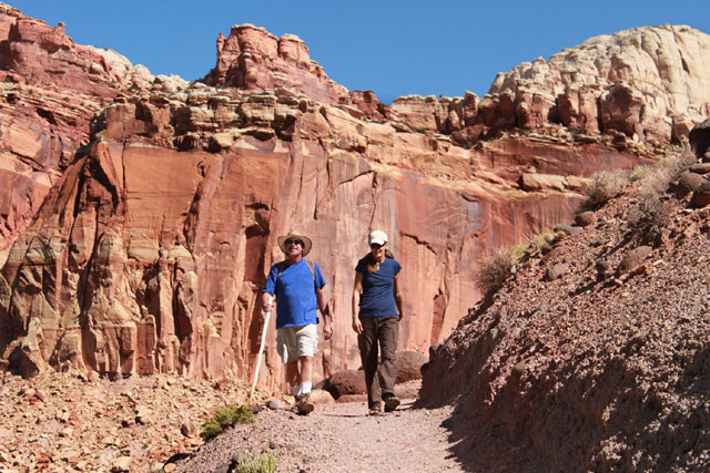 hiking capitol reef - Outdoor adventures in Capitol Reef Country