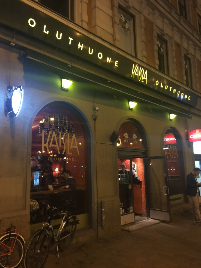 oluthuone kaisla 700x933 - The best craft beer in Helsinki, Finland