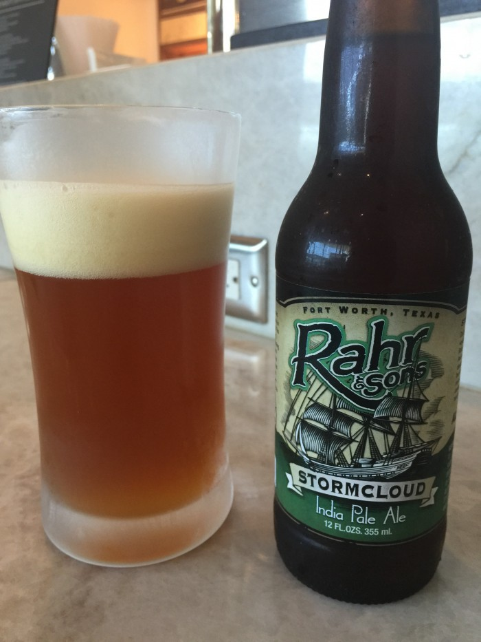 rahr sons beer 700x933 - American Express Centurion Lounge Dallas-Fort Worth DFW review