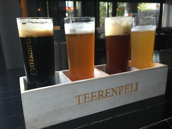 teerenpeli beer 700x525 - The best craft beer in Helsinki, Finland