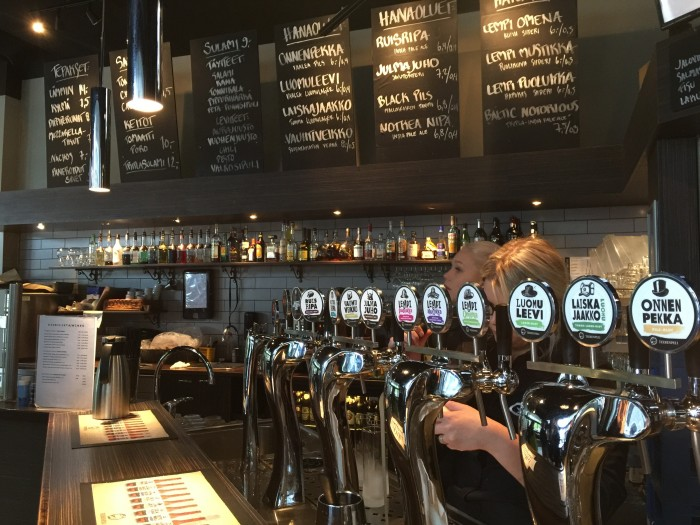 teerenpeli kamppi helsinki 700x525 - The best craft beer in Helsinki, Finland