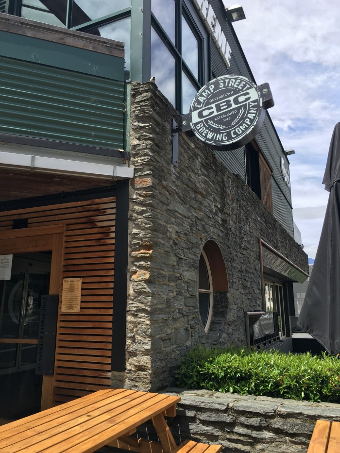 camp street brewing company 700x933 - The best craft beer in Queenstown, New Zealand