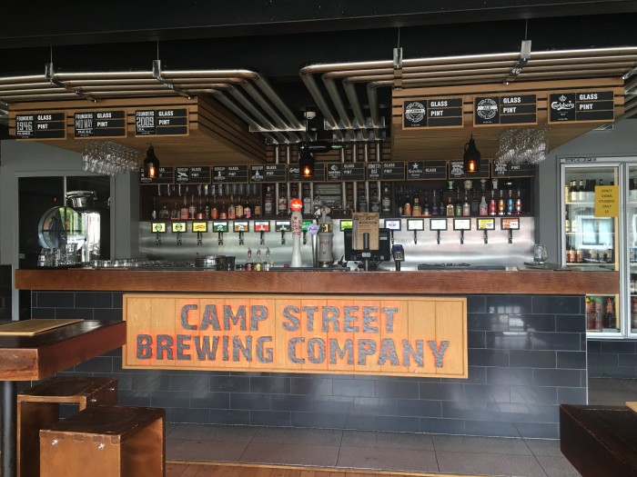camp street brewing company queenstown 700x525 - The best craft beer in Queenstown, New Zealand