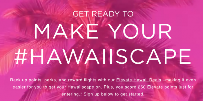 free virgin america points contest 700x349 - Get 250 Virgin America points for entering to win a trip to Hawaii (750 if you're a new member)