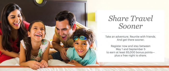 ihg share forever promo 2016 700x295 - Registration is now open for IHG's 2016 Share Forever promo