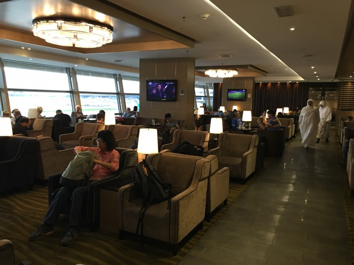 plaza premium lounge kuala lumpur satellite seats 700x525 - Plaza Premium Lounge Kuala Lumpur KUL review
