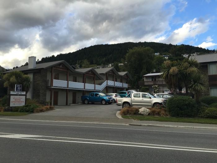 Queenstown Motel Apartments - Queenstown, New Zealand review