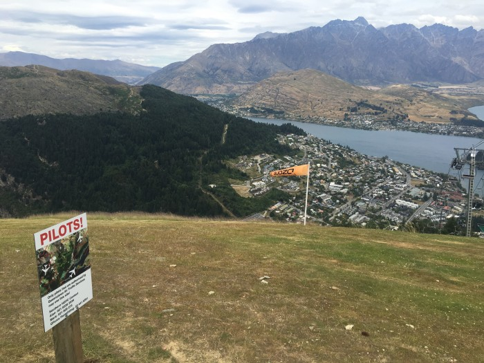queenstown paragliding 700x525 - A visit to Skyline Queenstown in Queenstown, New Zealand