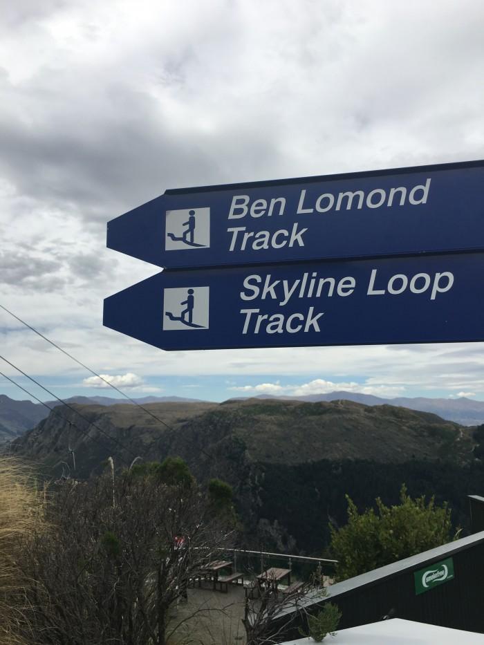 skyline loop track 700x933 - A visit to Skyline Queenstown in Queenstown, New Zealand