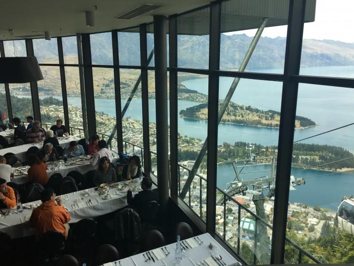 skyline queenstown restaurant 700x525 - A visit to Skyline Queenstown in Queenstown, New Zealand