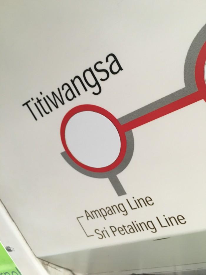 titiwangsa 700x933 - A layover in Kuala Lumpur - Street markets & Petronas Towers