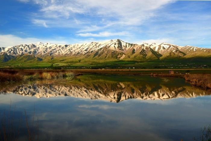 wellsville mountain utah 700x467 - Logan, Utah: Sights to delight all your senses
