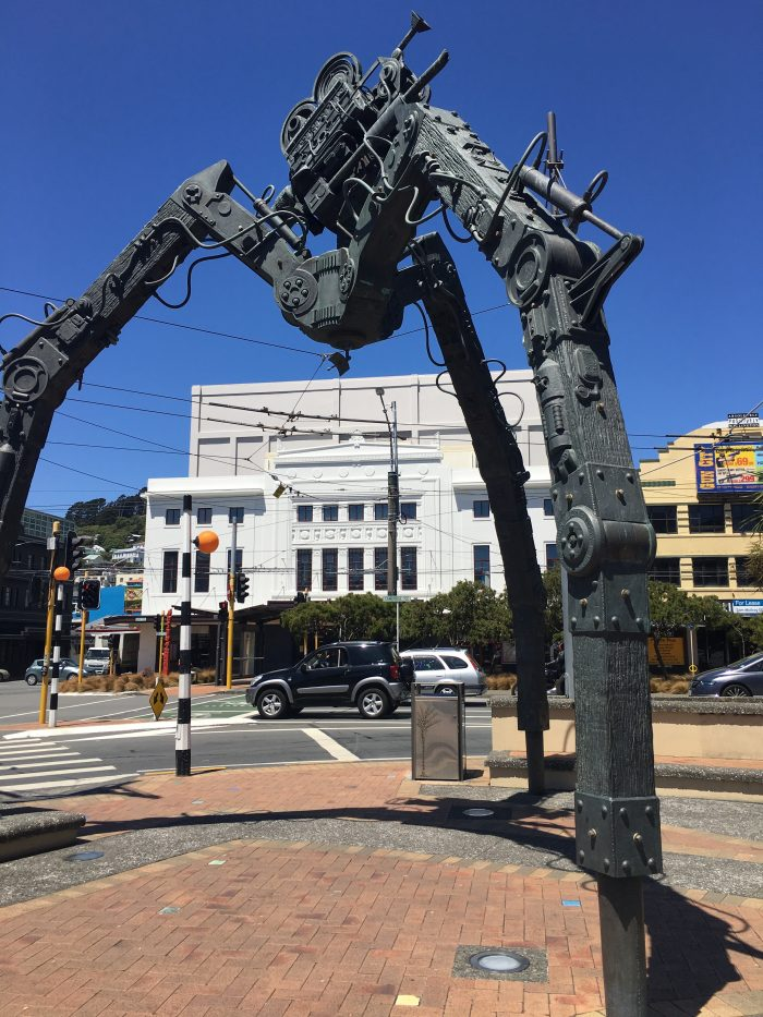 embassy theater wellington 700x933 - A nerdy day at Weta Workshop in Wellington, New Zealand
