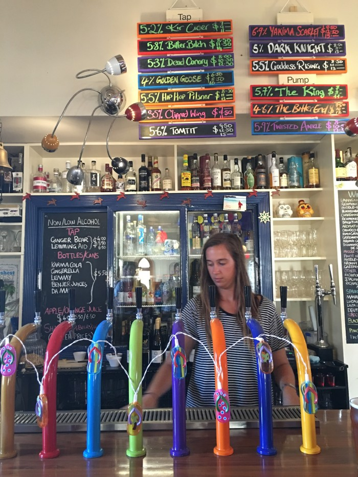 free house craft beer nelson 700x933 - The best craft beer in Nelson, New Zealand