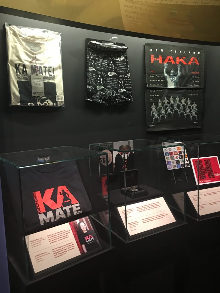 ka mate haka 700x933 - Exploring the museums & parks of Wellington, New Zealand