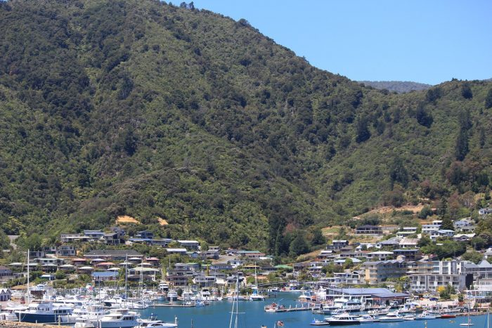 picton new zealand 700x467 - Nelson to Wellington, New Zealand by bus and ferry via Picton