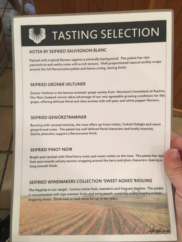 seifried estate wines 700x933 - A beer & wine tour through Nelson, New Zealand