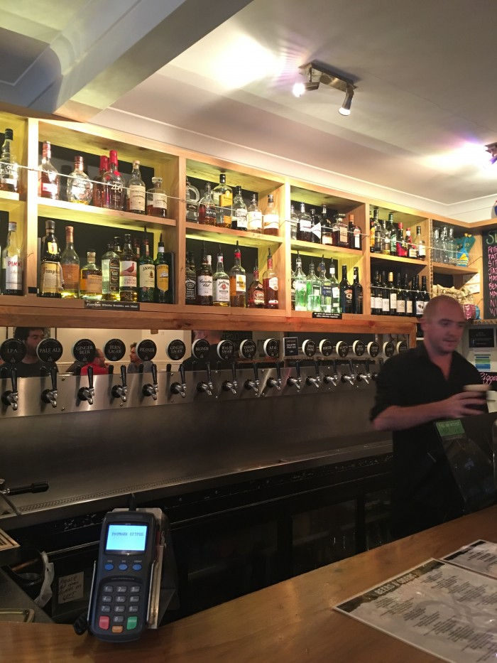 sprig and fern bar 700x933 - The best craft beer in Nelson, New Zealand