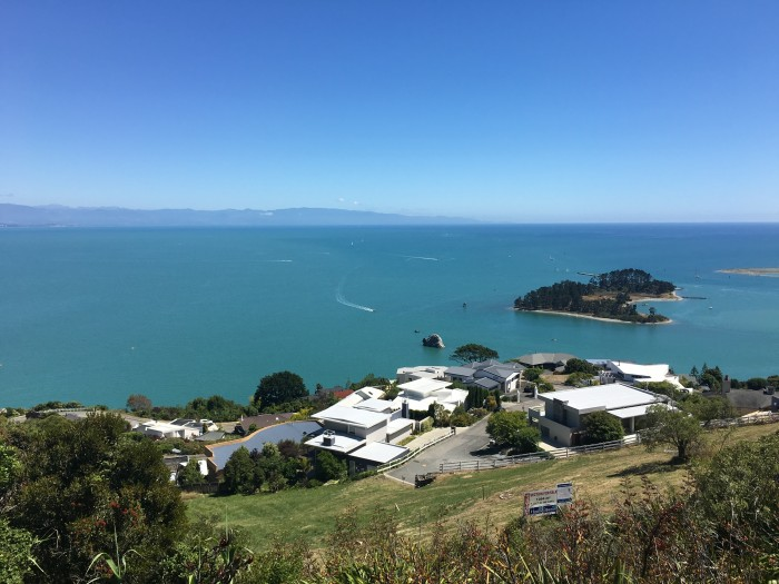 tasman bay nelson 700x525 - A beer & wine tour through Nelson, New Zealand